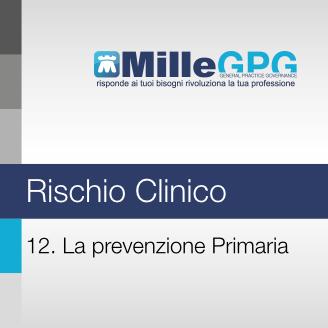 12) La prevenzione primaria