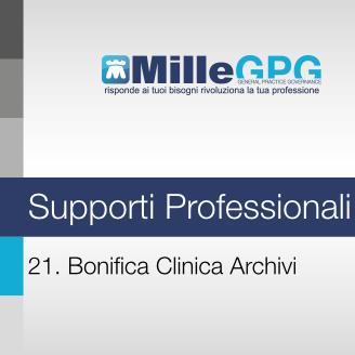 MilleGPG – Bonifica Clinica Archivi