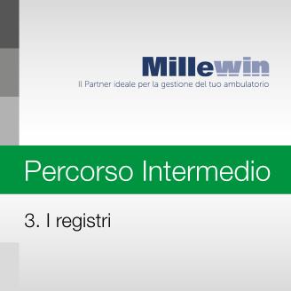3) I Registri