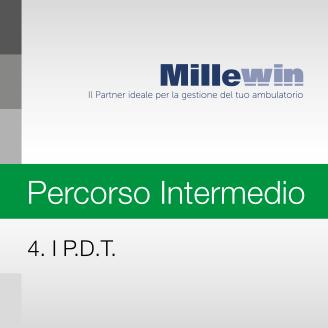Millewin – Corso INTERMEDIO – 4. I PDT